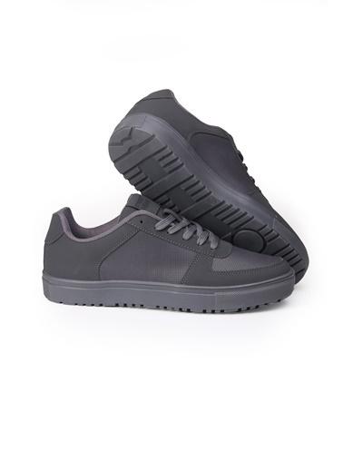 Letoon 7028 Erkek Günlük Ayakkabı Füme